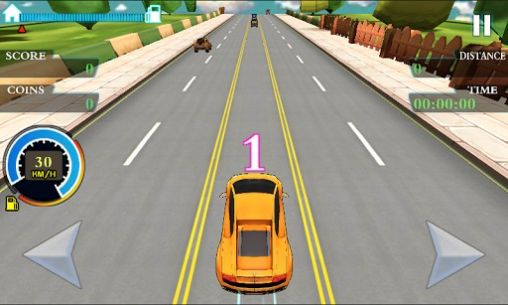 Rush racing 2: The best racer для Android