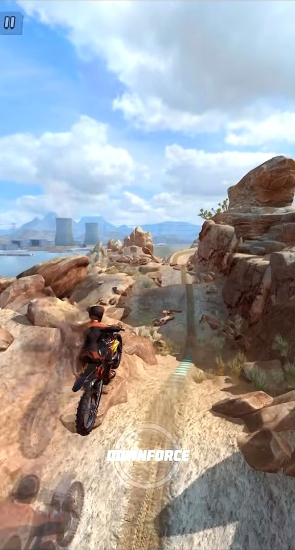 Dirt Bike Unchained für Android