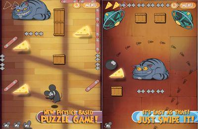 iPhone用ゲーム ハウス・オブ・マイス のスクリーンショット