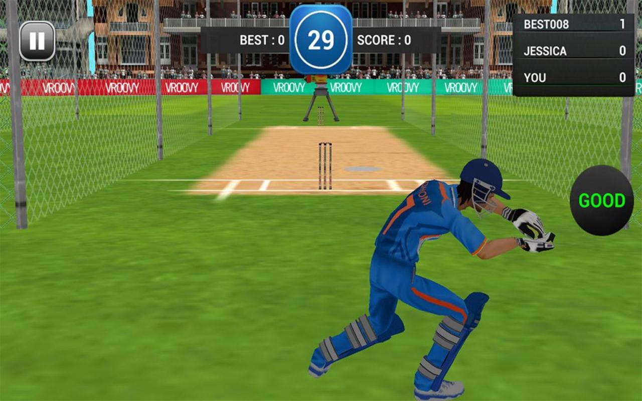 MSD: World Cricket Bash para Android