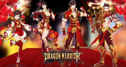 Dragon warrior icône