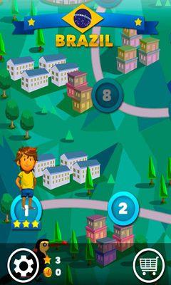 Estrategias Zico The Official Game para teléfono inteligente