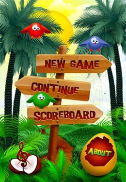 Arcade: Lade Bunte Vögel HD auf dein Handy herunter