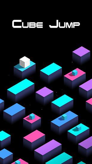 Cube jump Screenshot