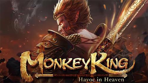モンキー・キング: ハヴォック・イン・ヘーブン スクリーンショット1