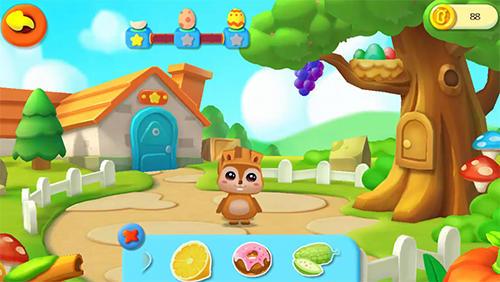 Little panda: Mini games скріншот 1