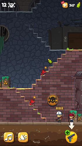 VIP vs zombies скриншот 2