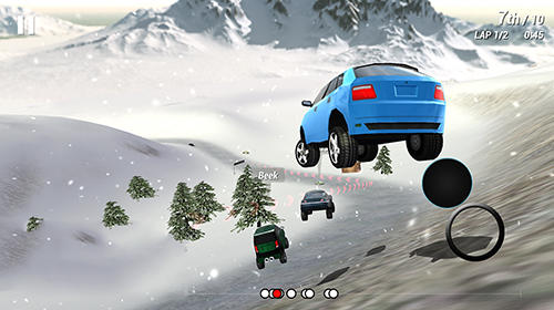 Freak racing für Android