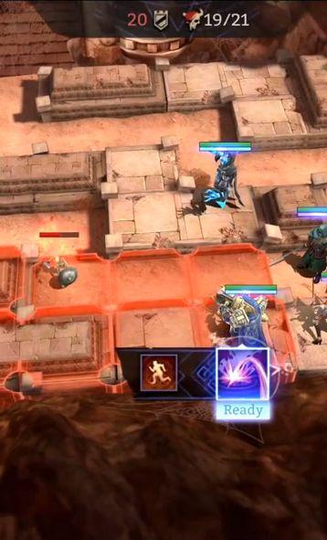 Chaos Warfare screenshot 1