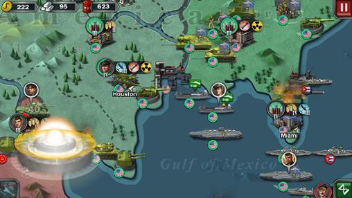 World conqueror 3 captura de pantalla 1