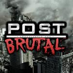 Post brutal Symbol