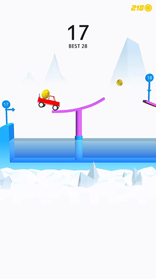 Risky road by Ketchapp для Android