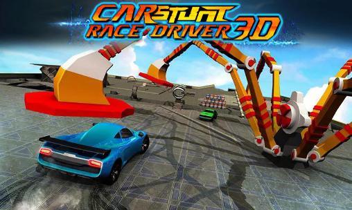 Car stunt race driver 3D capture d'écran