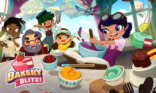 Bakery blitz: Cooking game Screenshot