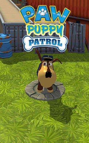 Paw Puppy Patrol: Sprint Symbol
