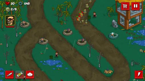 Zombwar for Android