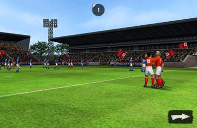 Simulator-Spiele: Lade Rugby Meisterschaft 2011 auf dein Handy herunter