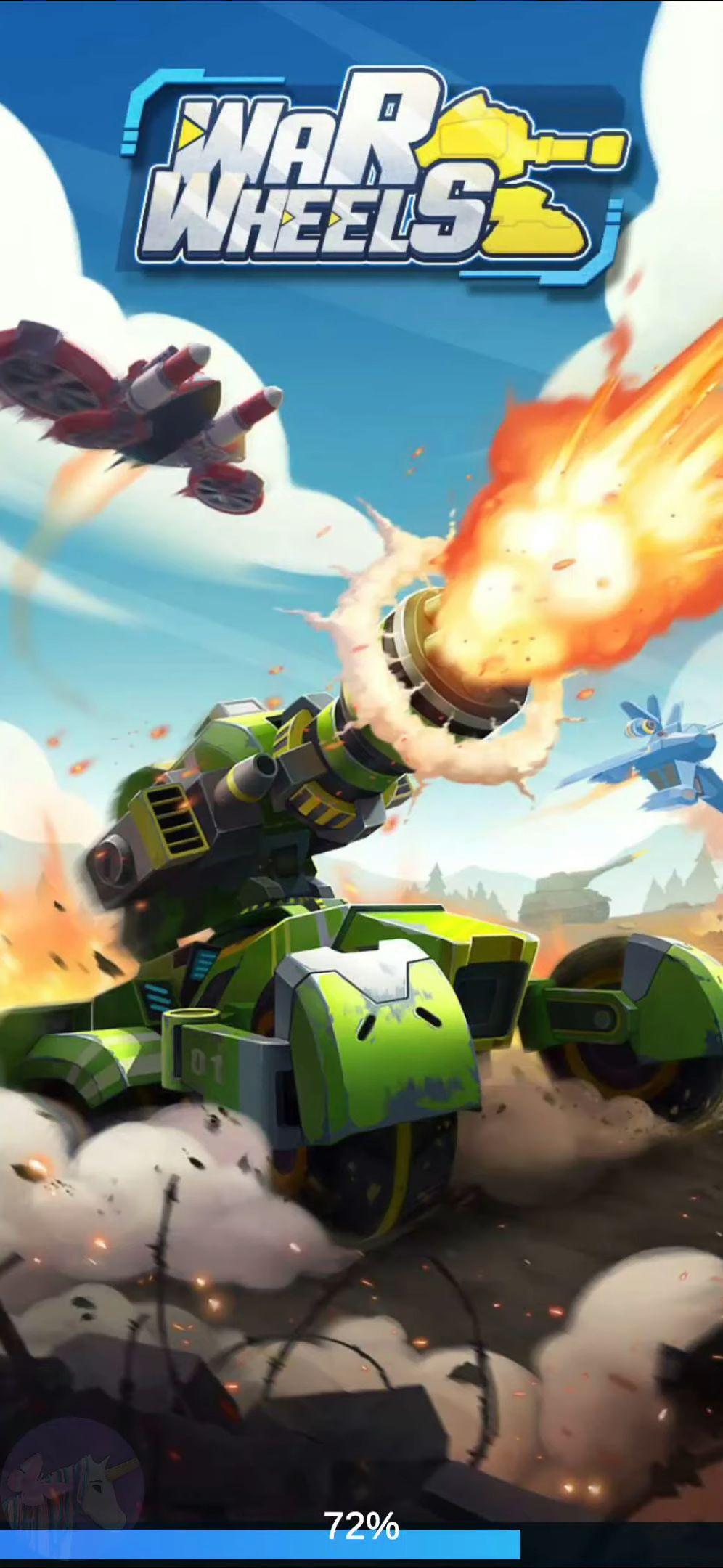 War Wheels capture d'écran 1