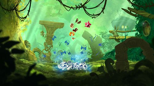 Aventuras de Rayman