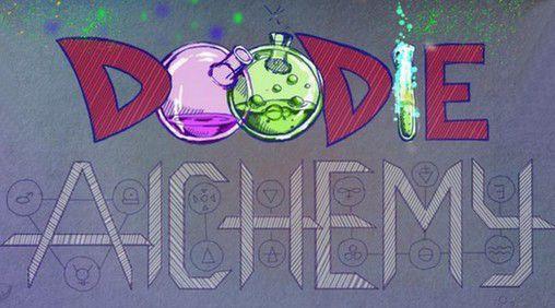 Doodle alchemycapturas de pantalla
