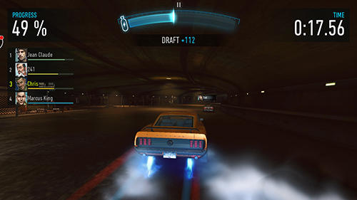 汽车 Need for speed edge mobile英语