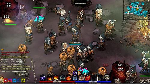 RPG-Spiele Mad world für das Smartphone
