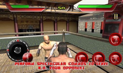 Boxing street fighter 2015 Screenshot