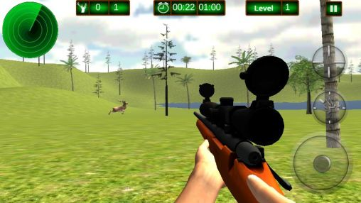 Stag hunting 3D for Android