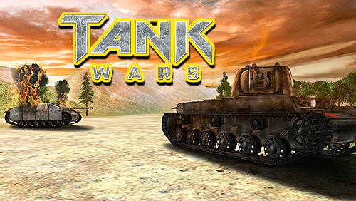 Tank wars captura de pantalla 1