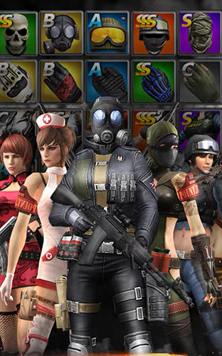 Shooter Point blank mobile auf Deutsch