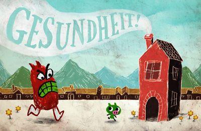 logo Gesundheit!