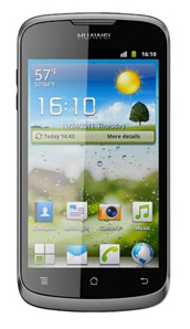 Huawei Ascend G300 apps