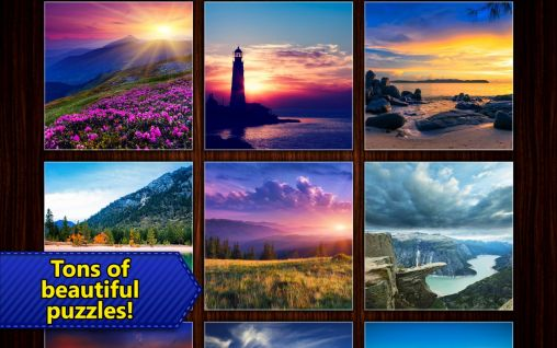 Jigsaw puzzles epic for Android