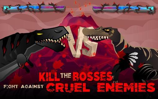 Dinosaurier Dino the beast: Dinosaur game auf Deutsch