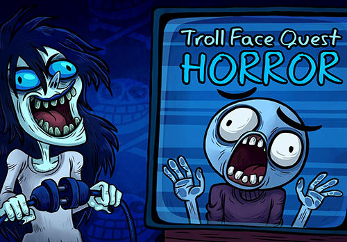 Troll face quest horror скриншот 1