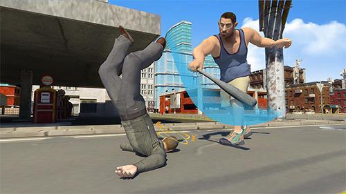 Hunk big man 3D: Fighting game Screenshot