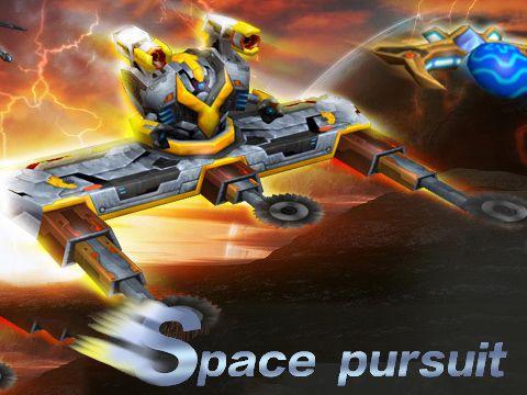 логотип Космічне переслідування