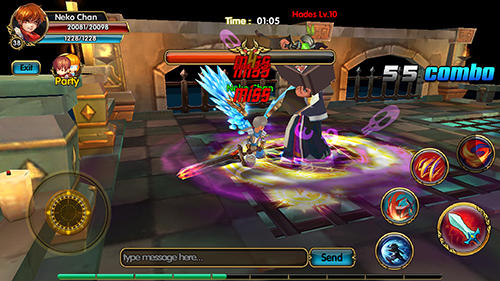 Barkost RPG screenshot 2