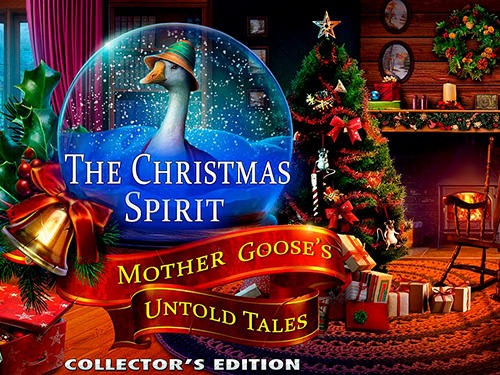 The Christmas spirit: Mother Goose's untold tales. Collector's edition captura de tela 1