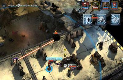Strategy games Borderlands Legends in English
