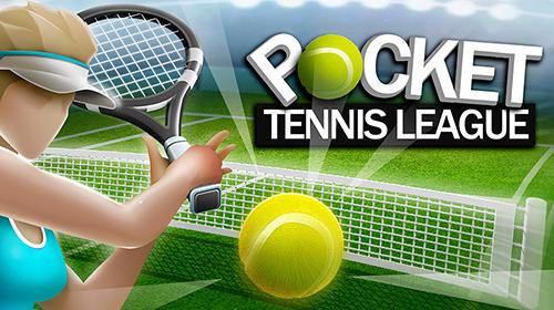 Pocket tennis league capture d'écran 1