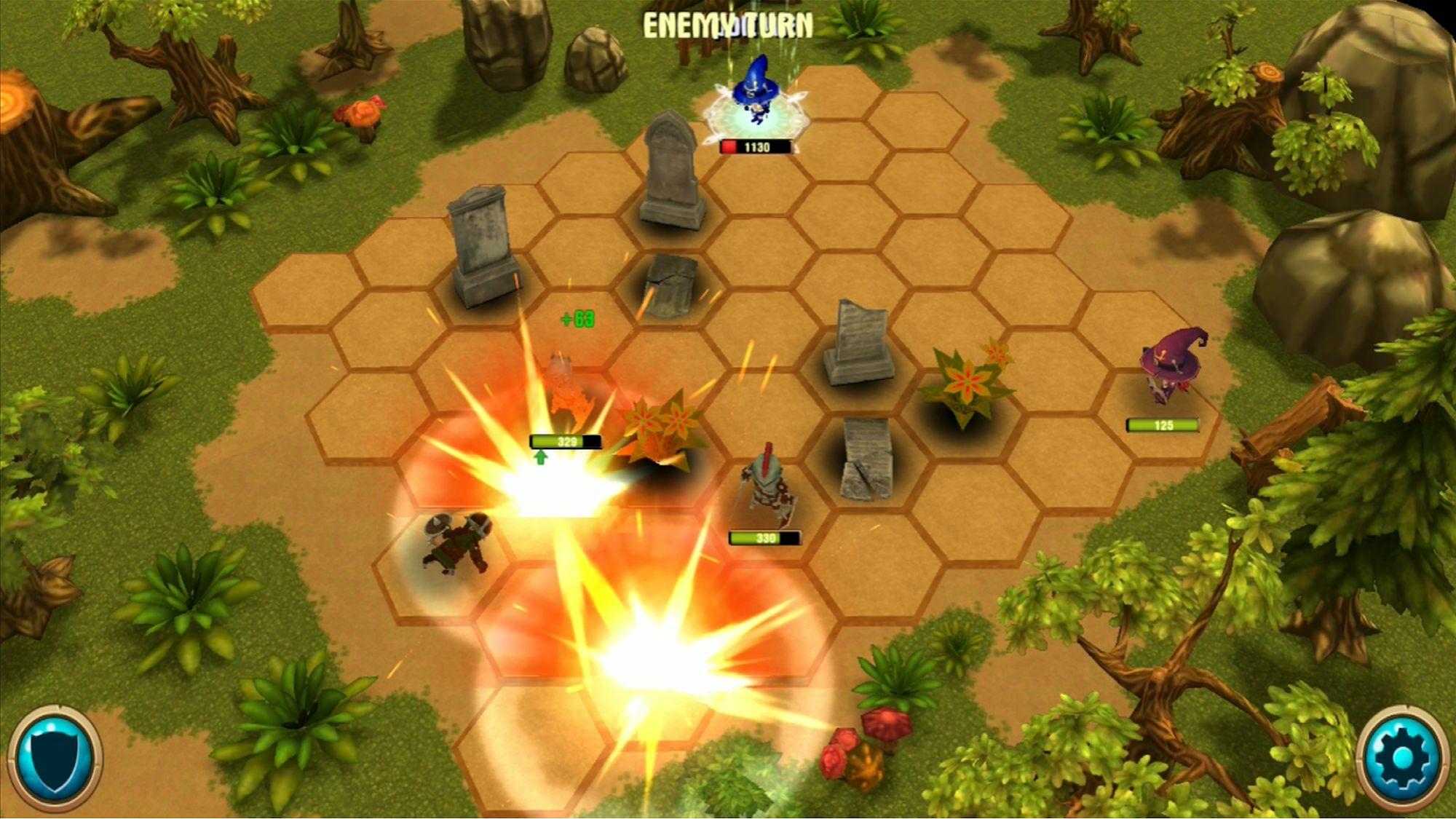 Kings Hero 2: Turn Based RPG для Android