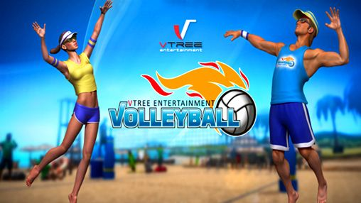 logo Le Volleyball de plage VTree Entertainment