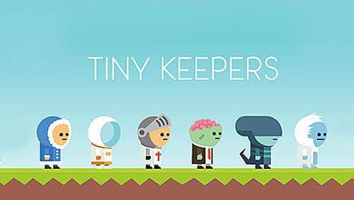 Tiny keepers Screenshot