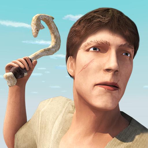 Raft Survival: Lost on Island - Simulator icon