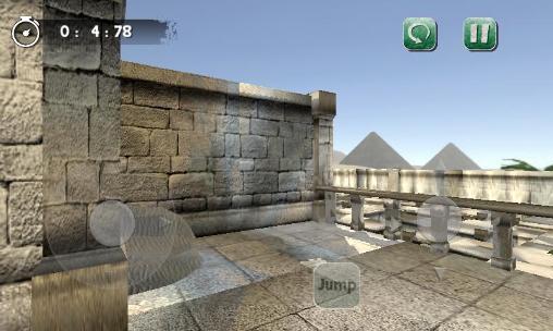 Maze mania 3D: Labyrinth escape screenshot 1
