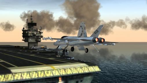 F18 Pilot Simulator на русском языке
