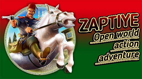 Zaptiye: Open world action adventure captura de tela 1