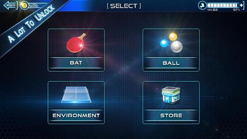 Table tennis 3D: Live ping pong for Android