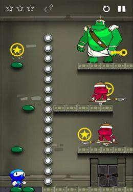 Arcade-Spiele: Lade Ninja-Junge auf dein Handy herunter
